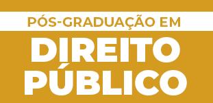 Pós-graduação em Direito Público
