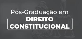 Pós-graduação em Direito Constitucional